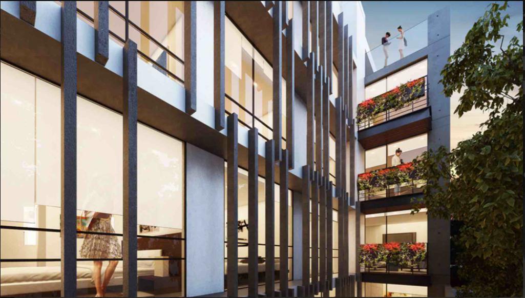Foto Edificio en Del Valle código 2, Col del Valle Centro, Benito Juárez, 03100 Ciudad de México, CDMX número 6