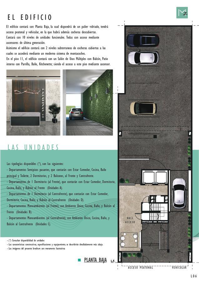Foto Edificio en La Plata 51 e 3 y 4 número 8