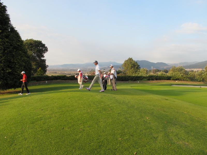 Foto Terreno en Venta en  Club de Golf los Encinos,  Lerma  TERRENO EN VENTA CLUB DE GOLF LOS ENCINOS