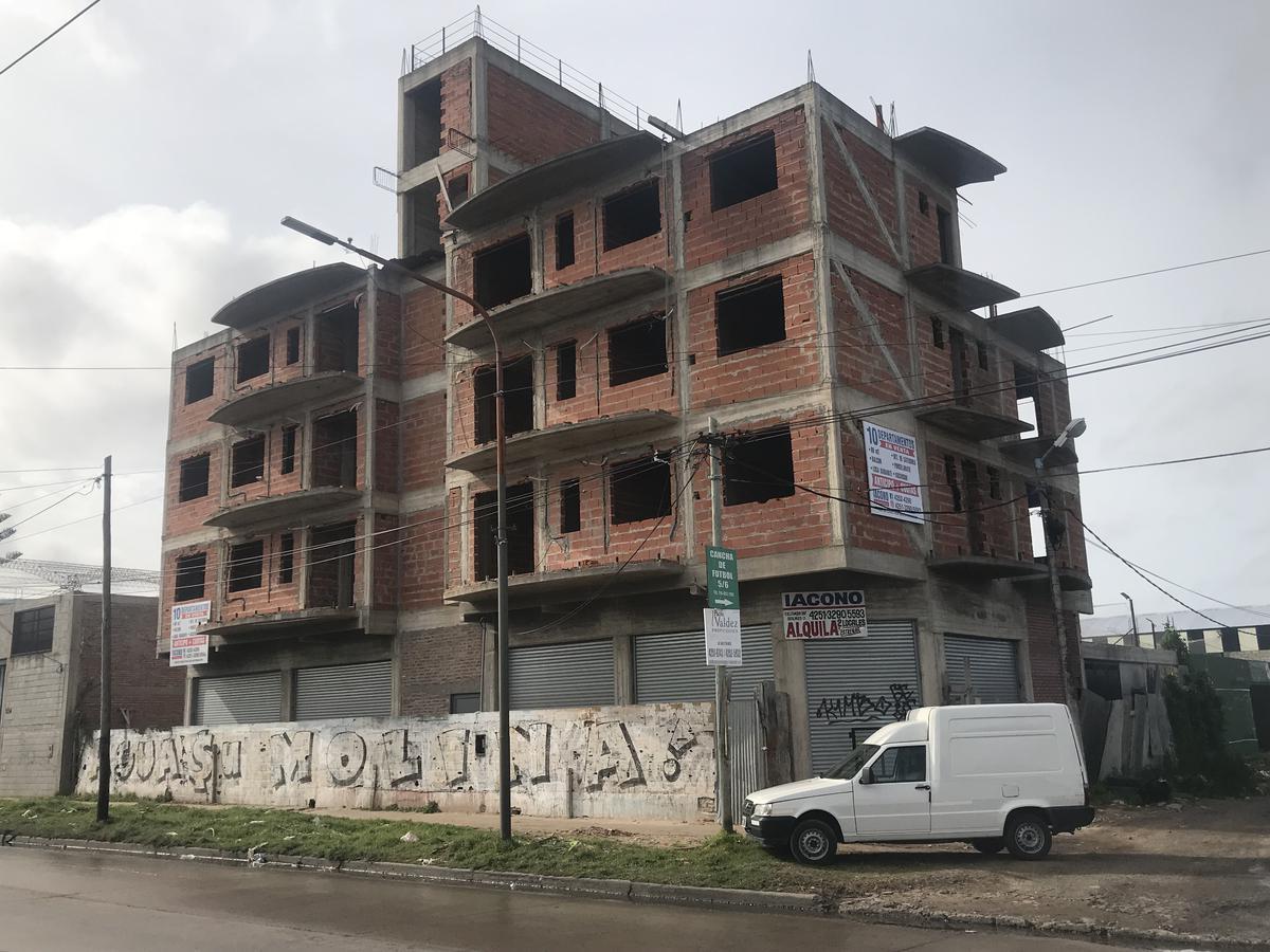 Foto Edificio en Bernal Oeste Zapiola esquina Victorica número 23