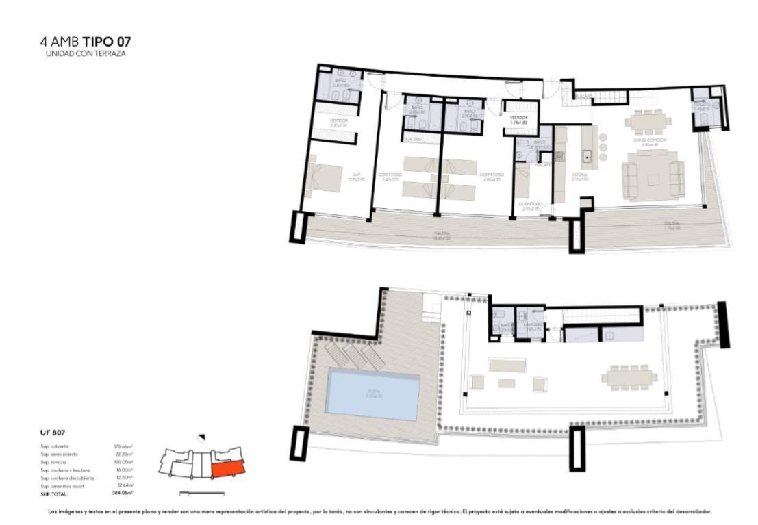 Foto Edificio en Yoo Nordelta YOO3 by ACQUA Excelencia en diseño y confort número 28