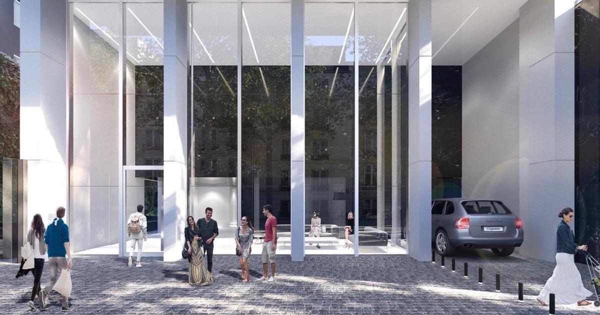 Emprendimiento Lumiere Urbano - Avda. Corrientes 3841 en Almagro