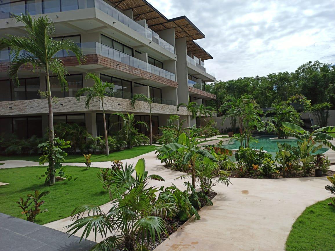 Foto Condominio en Ejido Tulum nuevo condominio de lujo con entrega inmediata número 16
