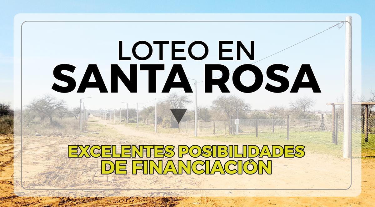 Foto Terreno en Venta en  Santa Rosa,  Capital  Telen e/ Quiroga y Borges