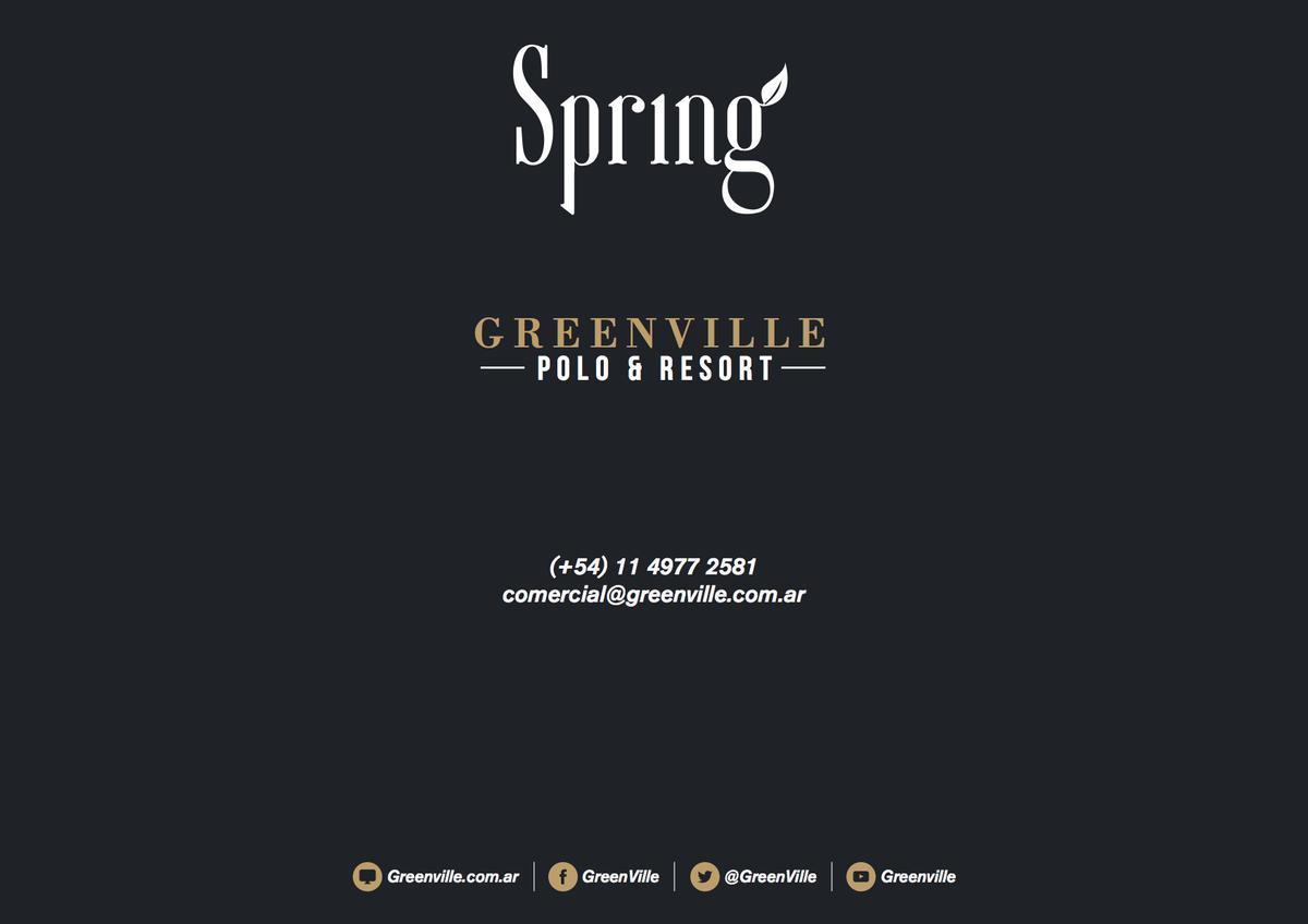 Foto Condominio en Greenville Polo & Resort Calle 152 6300 número 20