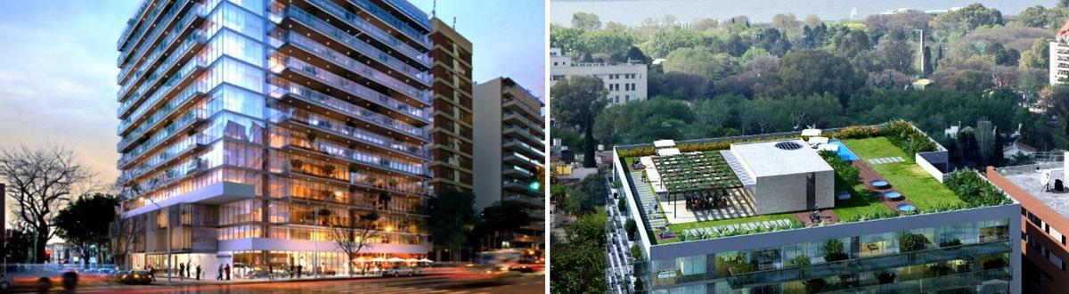 Foto Edificio en Belgrano AV. DEL LIBERTADOR Y BLANCO ENCALADA numero 14