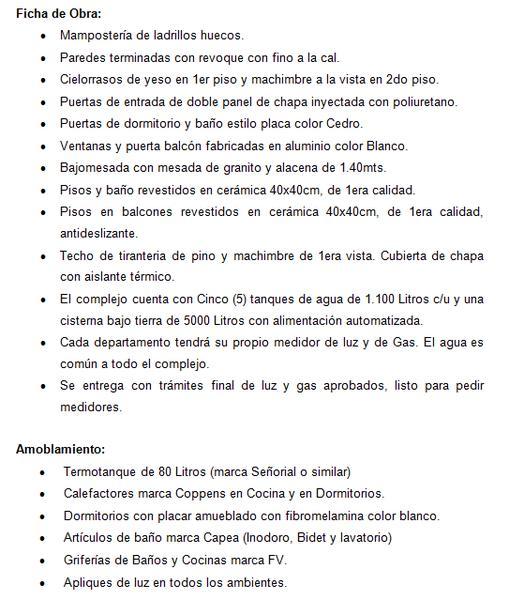 Foto Departamento en Venta en  Terrazas Neuquén,  Capital  CUERDA DEL CIELO al 2900 - U.F. 5  / 10 / 12