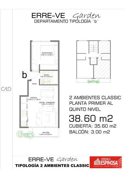 Foto Edificio en Castelar Av. Rivadavia 20.190 número 17