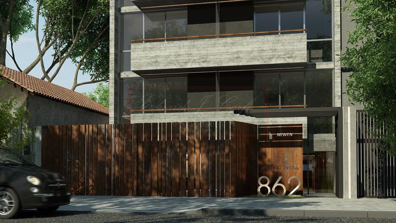 Foto Edificio en  NEWEN 3 - RODRIGUEZ PEÑA 862, Castelar Norte