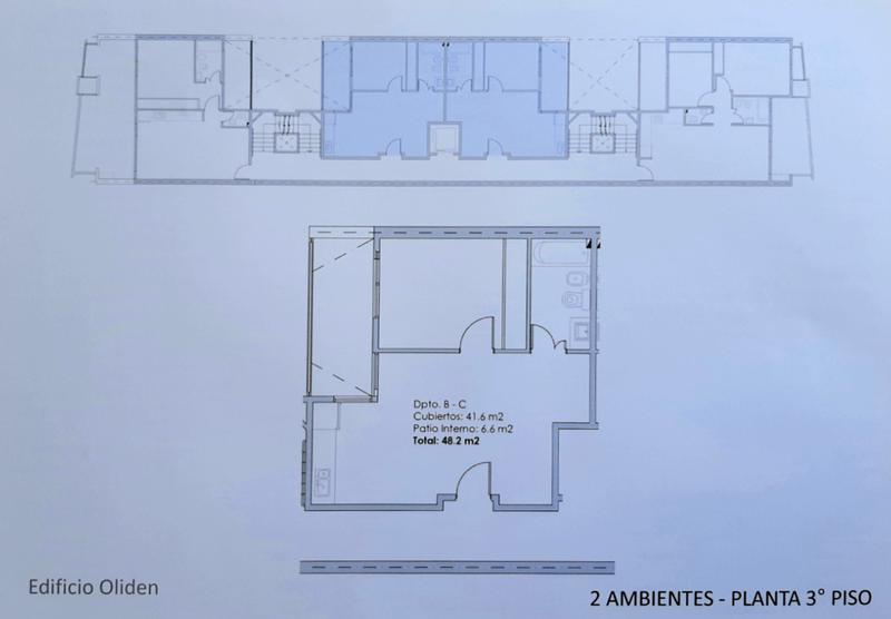 Foto Edificio en Villa Lugano Oliden 4332 número 20