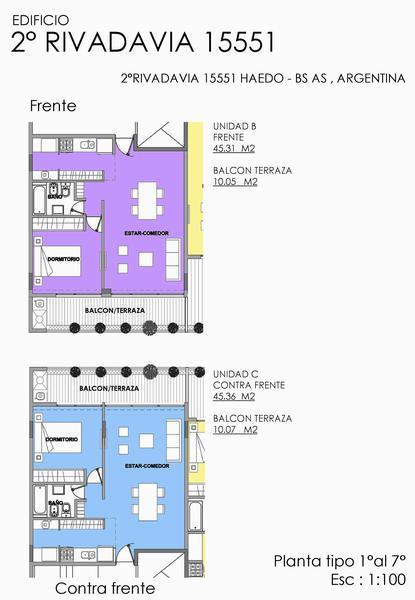 Foto Edificio en Haedo Rivadavia 15.500 número 15