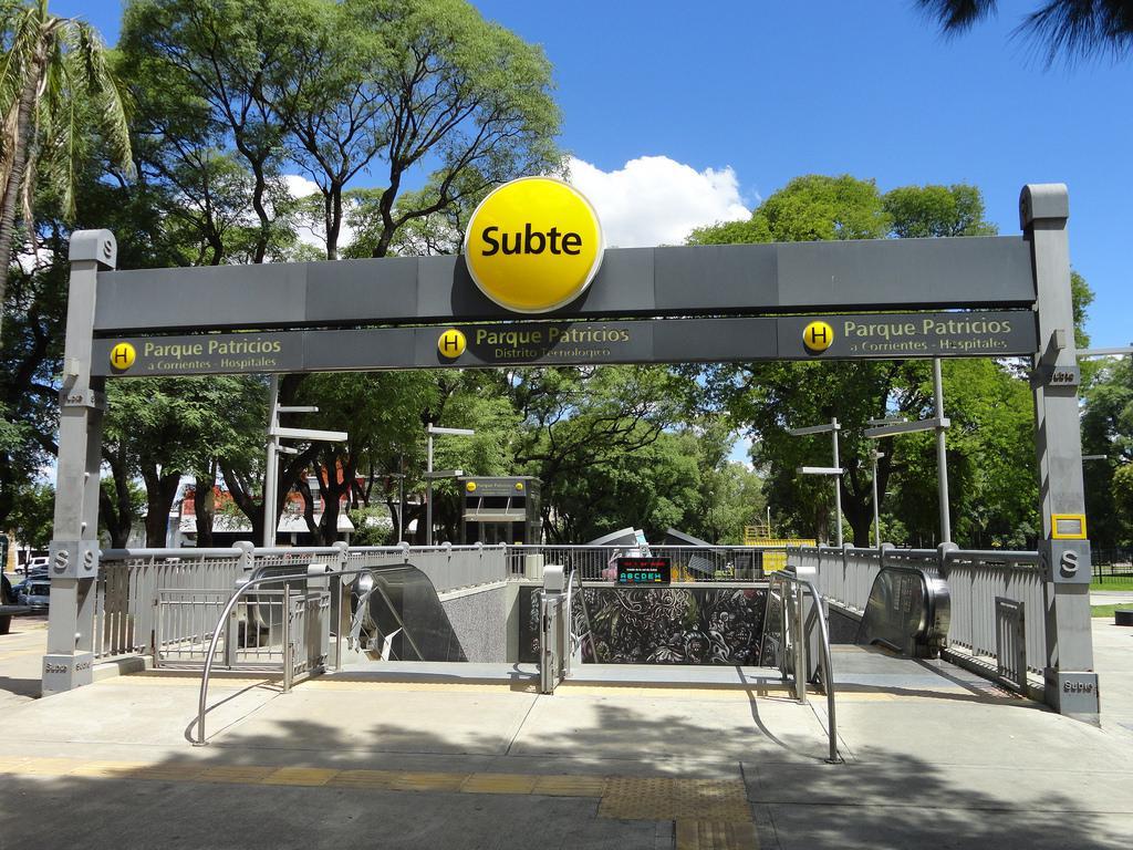 Foto Edificio en Parque Patricios Av. Jujuy 1892 número 15