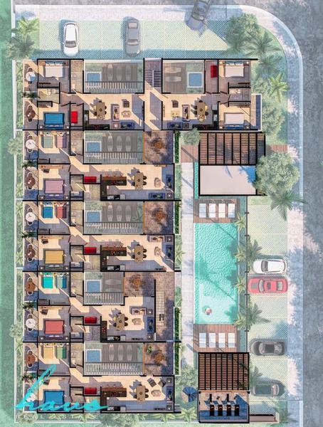 Foto Edificio en Tulum  número 60