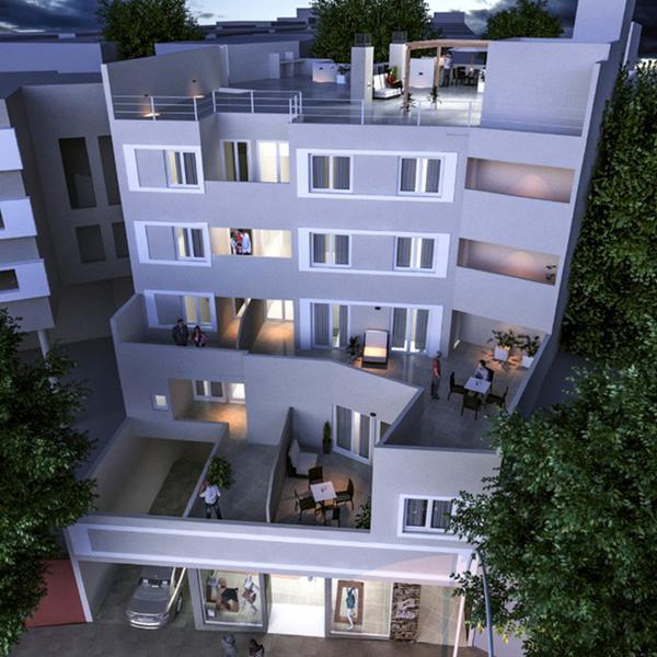 Foto Edificio en Cofico Elevent Descent- Roque Saenz Peña 1259 número 11