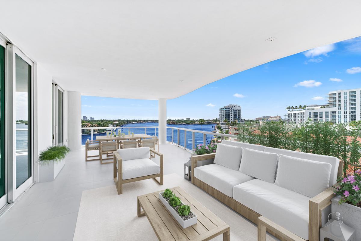 Foto Condominio en Broward 321 At Water's Edge Fort Lauderdale, Florida, USA  número 21
