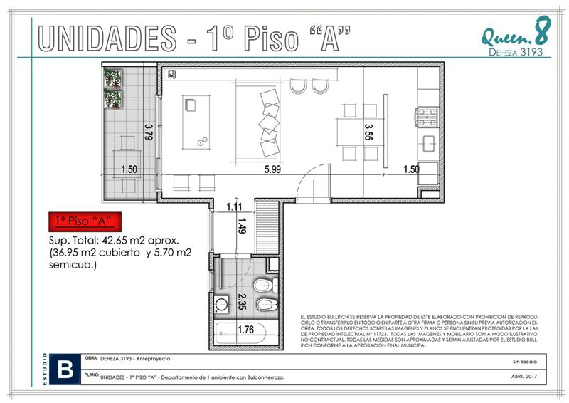 Foto Edificio en Saavedra Deheza 3100 número 6