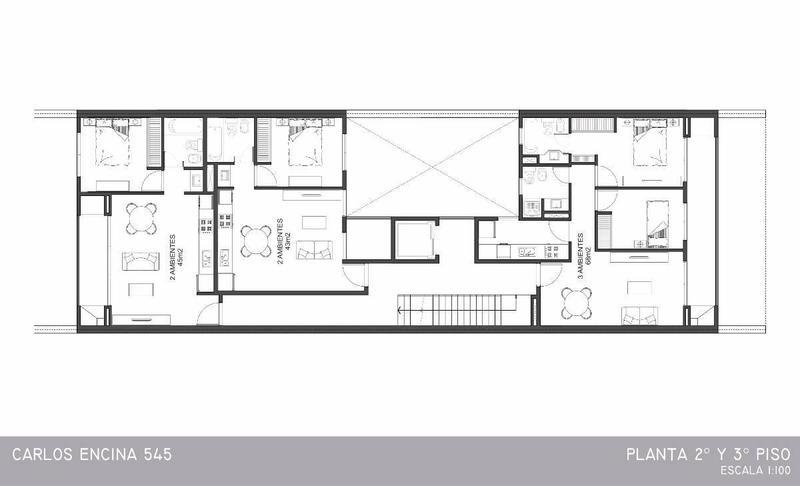 Foto Edificio en Liniers Carlos Encina 545 número 4