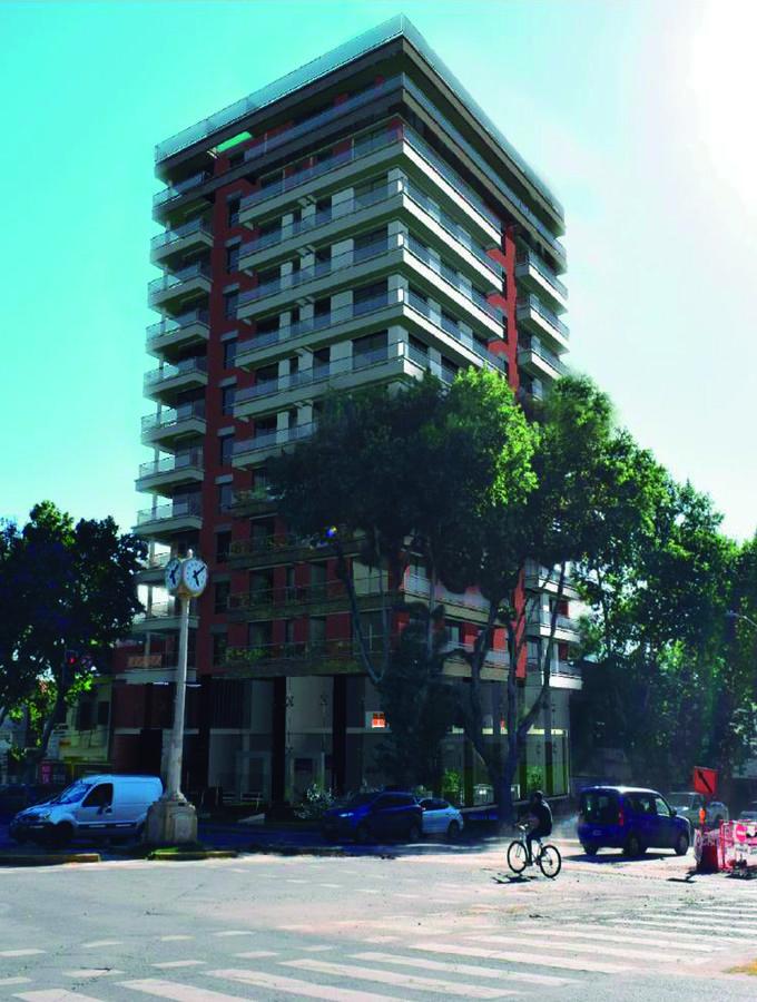 Foto Edificio en Rosario Oroño esq. 27 de Febrero número 1