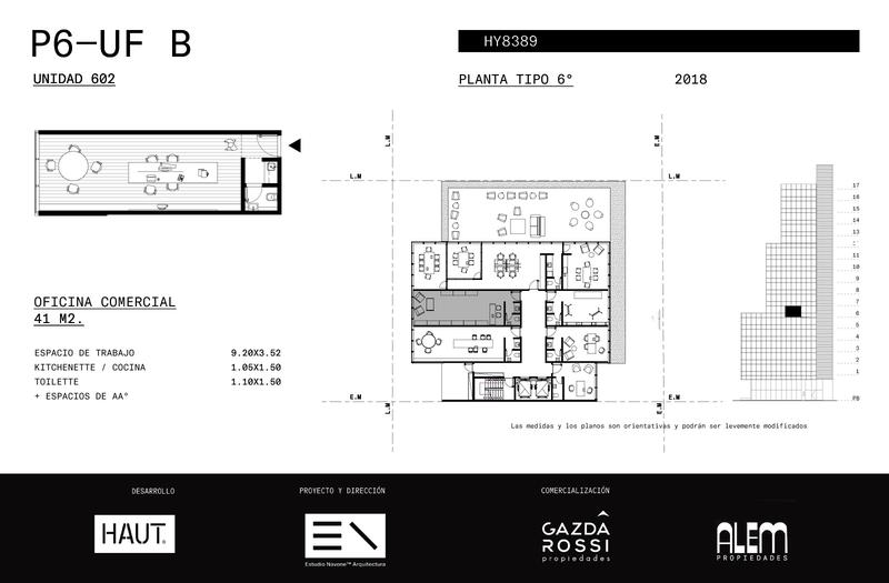 Foto Edificio de oficinas en Lomas de Zamora Oeste Avenida Hipólito Yrigoyen 8389 número 17