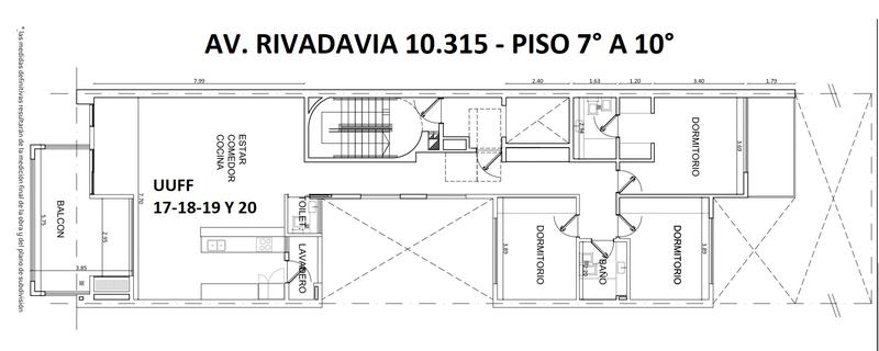 Foto Edificio en Villa Luro Av. Rivadavia 10315 número 10