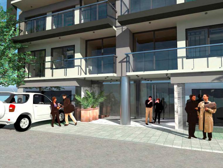 Foto Edificio en Caballito Norte Edificio de 3 y 4 ambientes. número 6