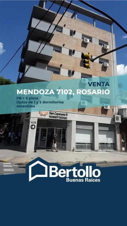 Foto Edificio en Belgrano MENDOZA Y GUATEMALA número 13
