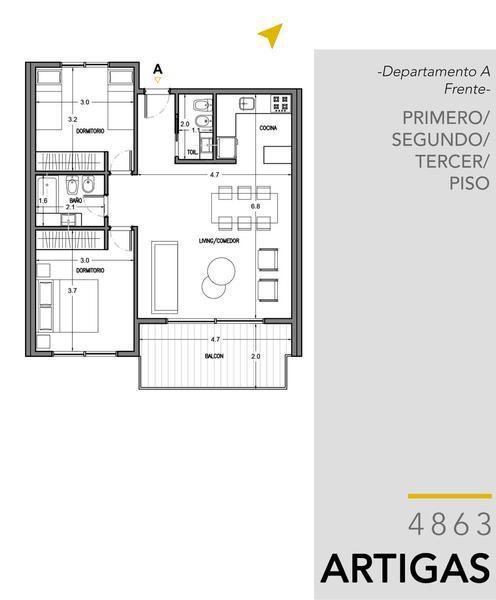 Foto Edificio en Villa Ballester Artigas 4800 número 5