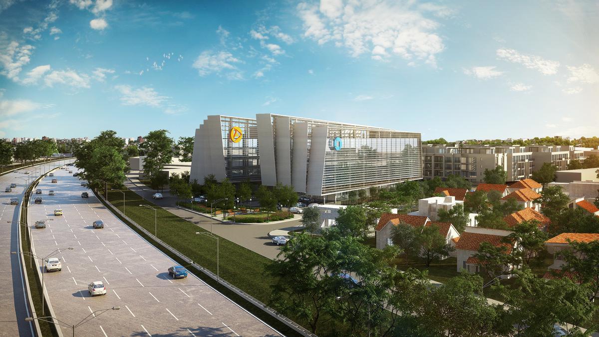 Foto Edificio de oficinas en Haedo Norte Acceso Oeste Km 16 Haedo número 2