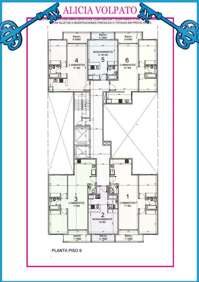 Foto Edificio en Wilde LAS FLORES 535 número 15