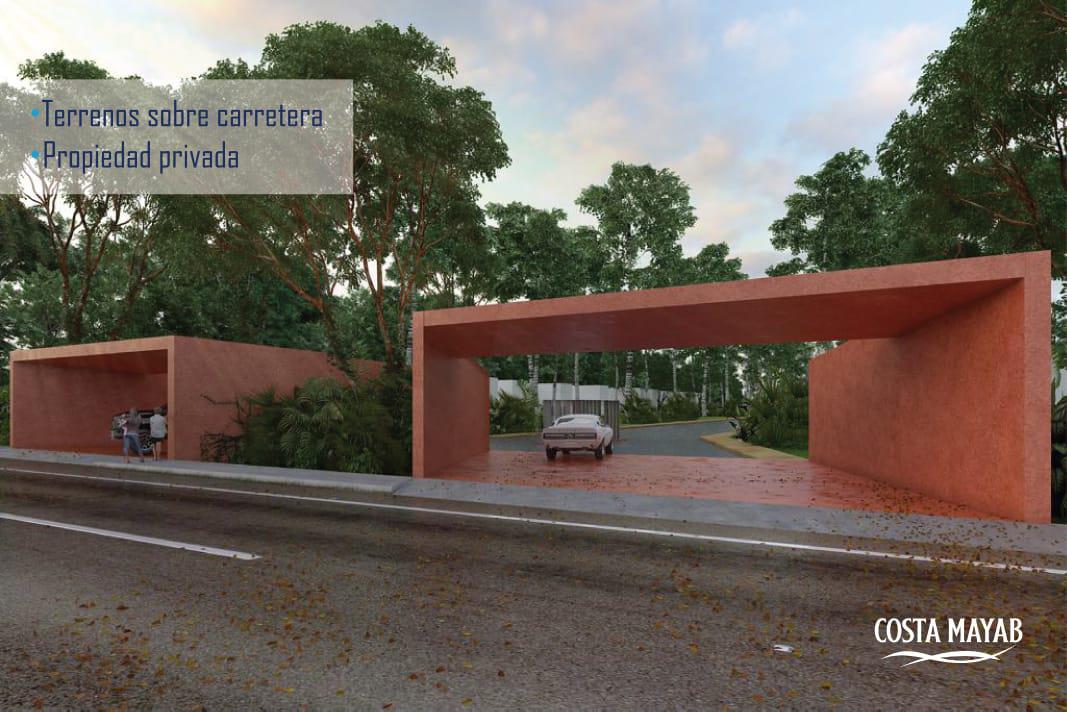 Foto Barrio Privado en Pueblo Chabihau Costa Mayab número 6
