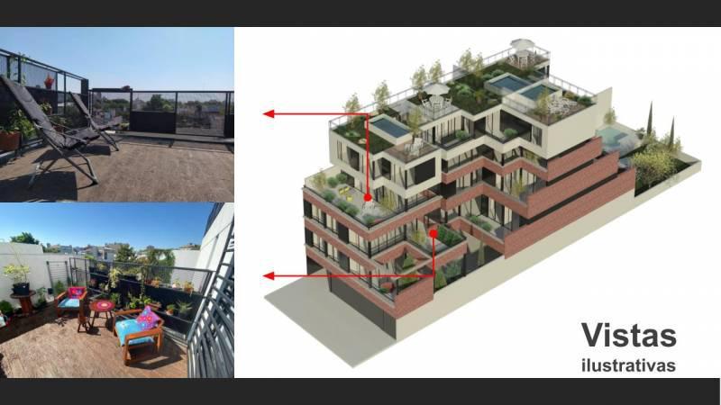 Foto Edificio en Urquiza R Lugones 2748 número 16