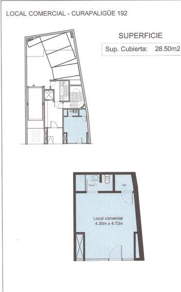 Foto Edificio en Caballito Curapaligue  número 13