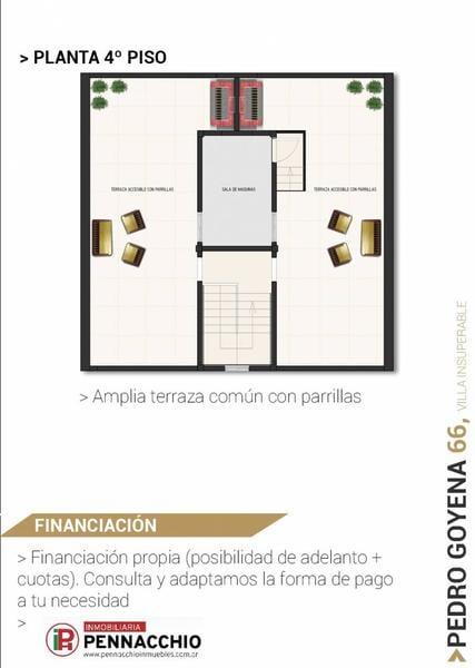 Foto Edificio en Lomas Del Mirador Pedro Goyena 66 número 10