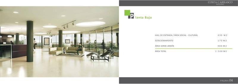 Foto Edificio de oficinas en Carrasco Rbla. Rep. de México esq. 6 de Abril número 6