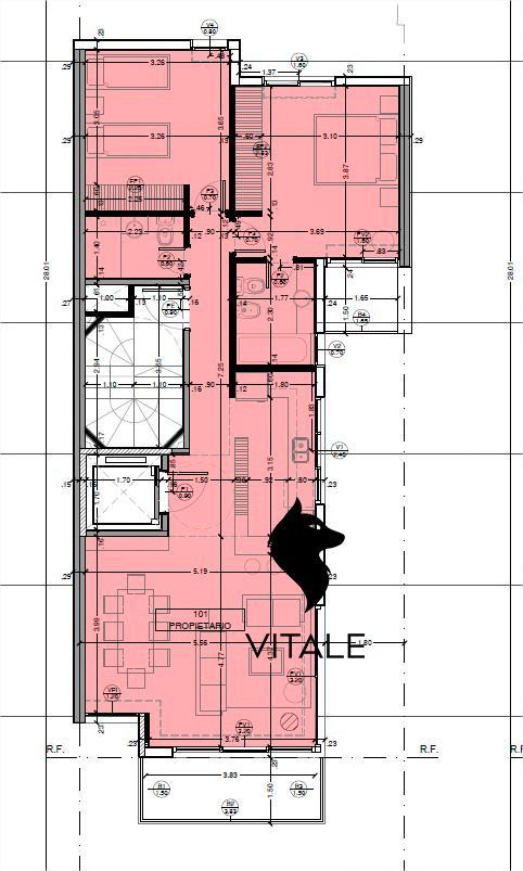 Foto Edificio en Varese             GRAL. RIVAS 2300           número 2