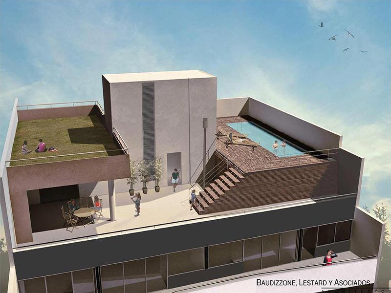 Foto Edificio en Palermo Humboldt 1300 número 3