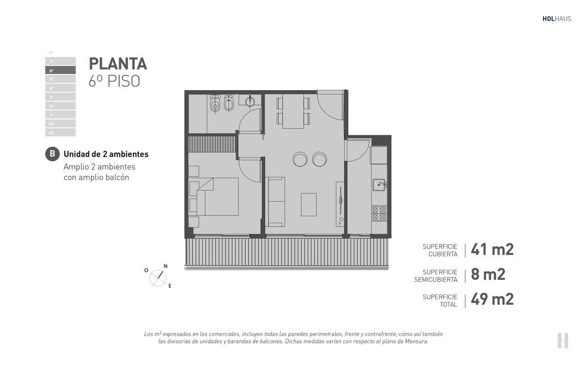 Foto Edificio en Saavedra Holmberg 4091/ 4081 número 23