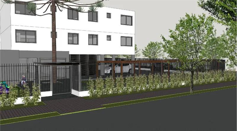Foto Edificio en Lezica             Avda. Lezica y Luis Morandi           número 5