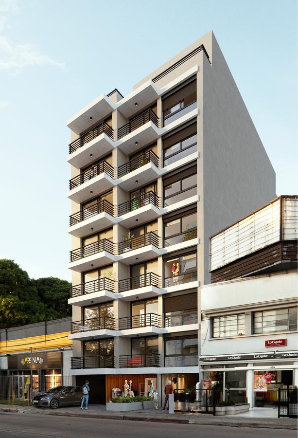 Foto Edificio en La Blanqueada Av. Garibaldi 2471 número 1