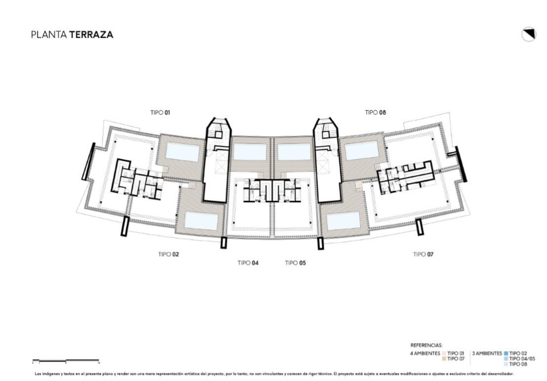Foto Edificio en Yoo Nordelta YOO3 by ACQUA Excelencia en diseño y confort número 15