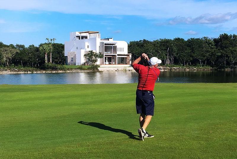 Foto Terreno en Venta en  Alfredo V Bonfil,  Cancún  Country Club Cancun