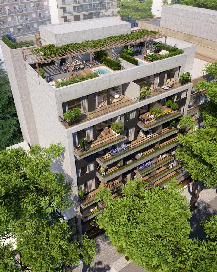 Emprendimiento Charcas 5151 - MIT en Palermo Hollywood