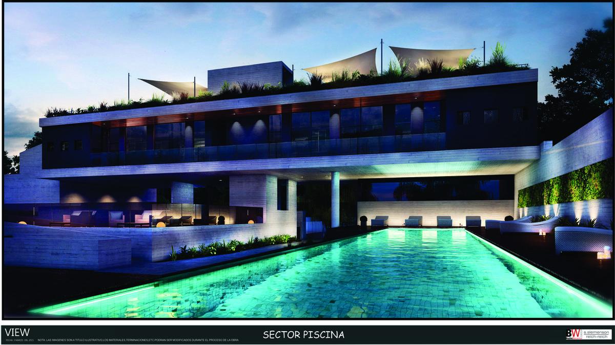 Foto Edificio en V.Lopez-Vias/Rio Av. del Libertador 1500 número 6