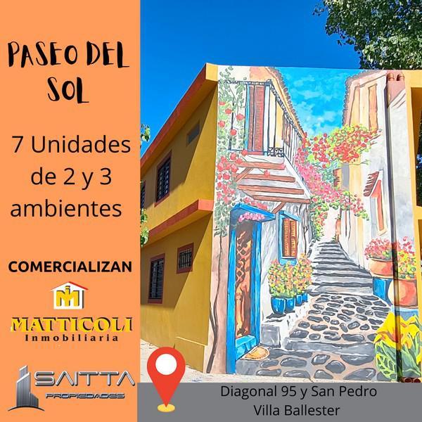 Foto  en Villa Ballester San Pedro 4500