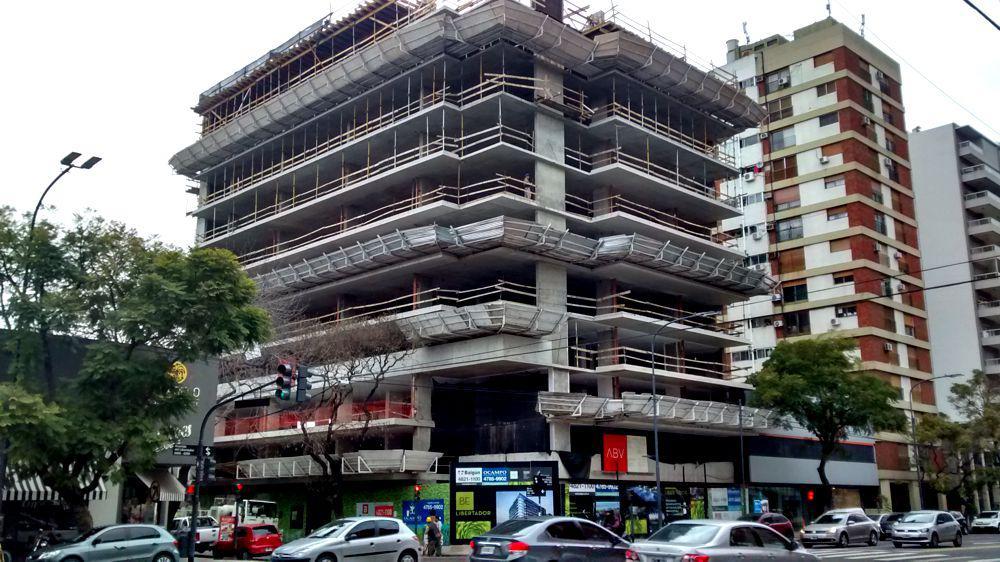 Foto Edificio en Belgrano AV. DEL LIBERTADOR Y BLANCO ENCALADA numero 15