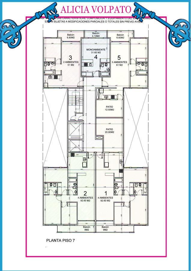 Foto Edificio en Wilde LAS FLORES 535 número 10