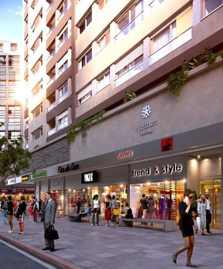 Foto Edificio en Centro (Montevideo)  18 de Julio esqu. Tacuarembó número 5