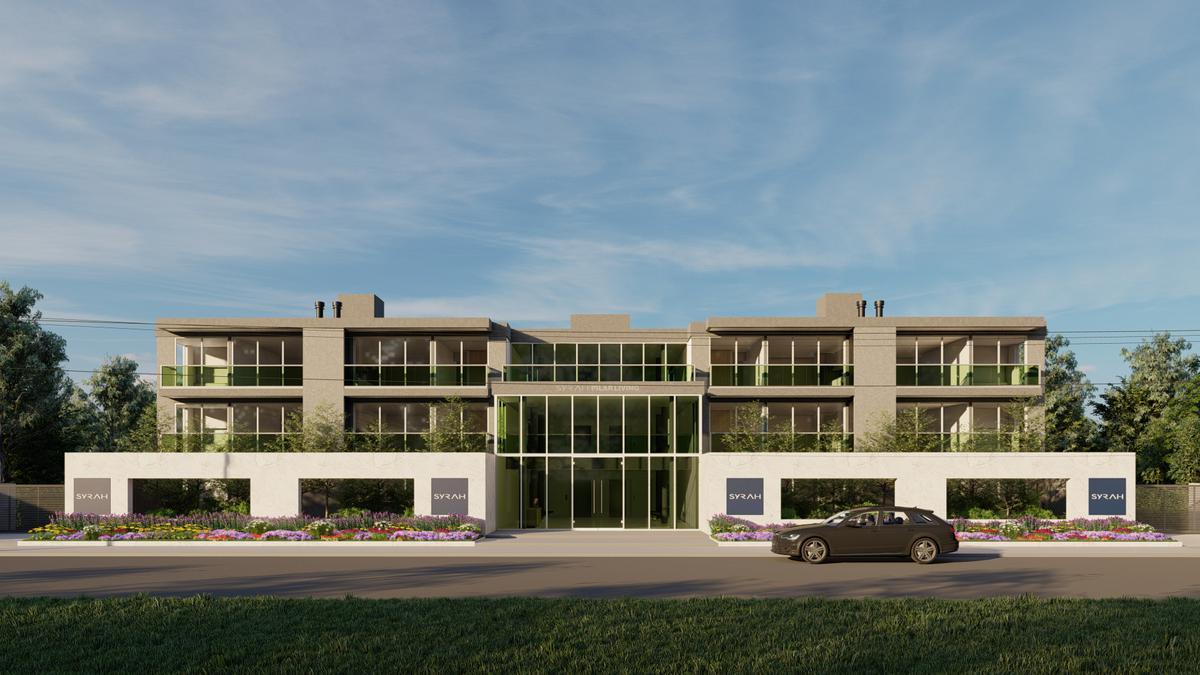 Foto Edificio en Villa Rosa Departamentos en venta en nuevo Complejo Syrah en Pilar Villa Rosa número 3