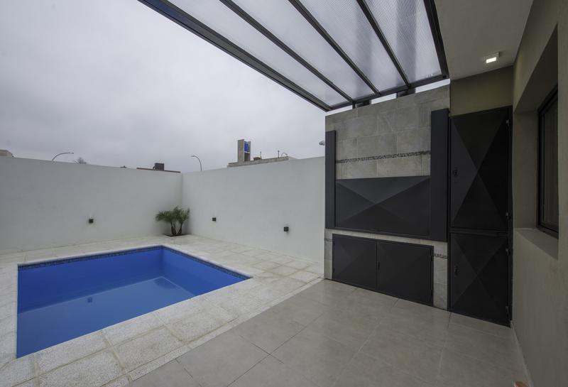 Foto Barrio Privado en Cordoba Capital         Av Valparaiso 7500      número 9