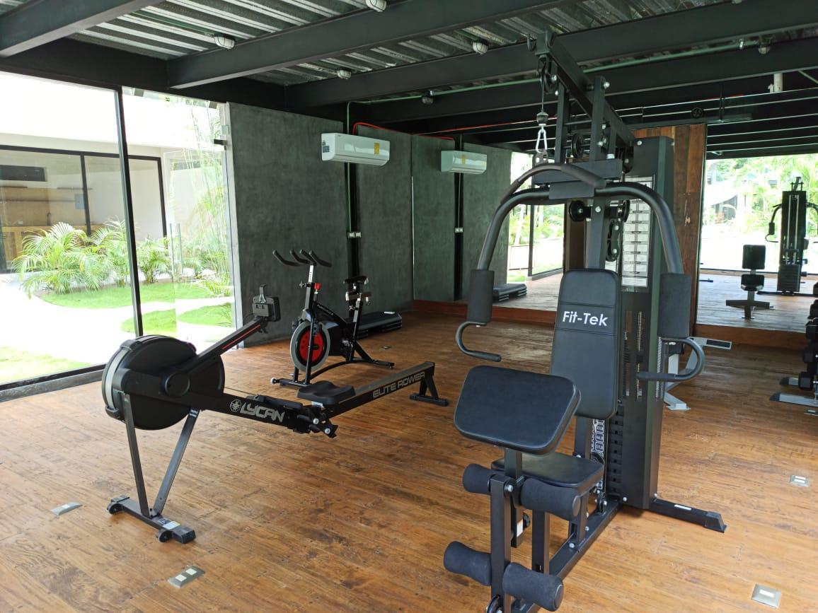 Foto Condominio en Ejido Tulum nuevo condominio de lujo con entrega inmediata número 12